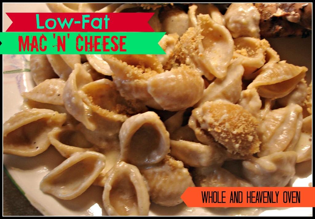Low-Fat Mac 'N' Cheese