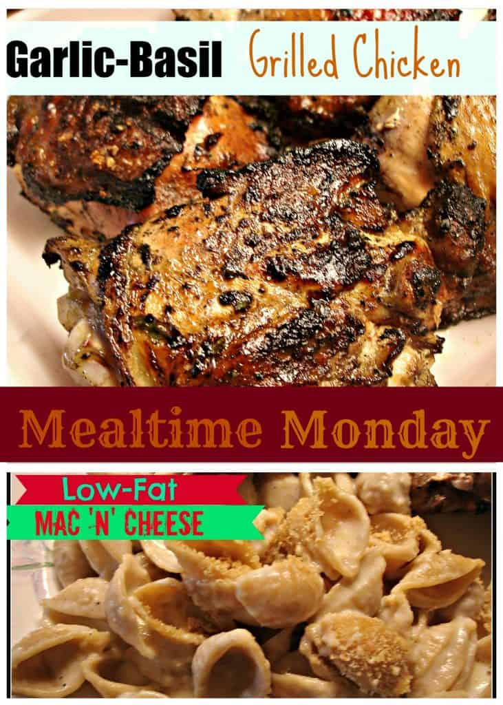Mealtime Monday