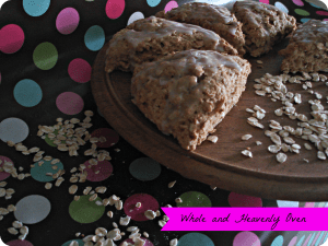 The Best Oatmeal Scones 6
