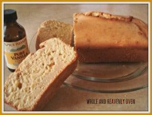 Very Vanilla Pound Cake No.2
