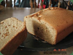 Very Vanilla Pound Cake