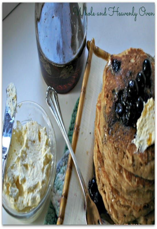 Best-Ever Blueberry Buttermilk Pancakes