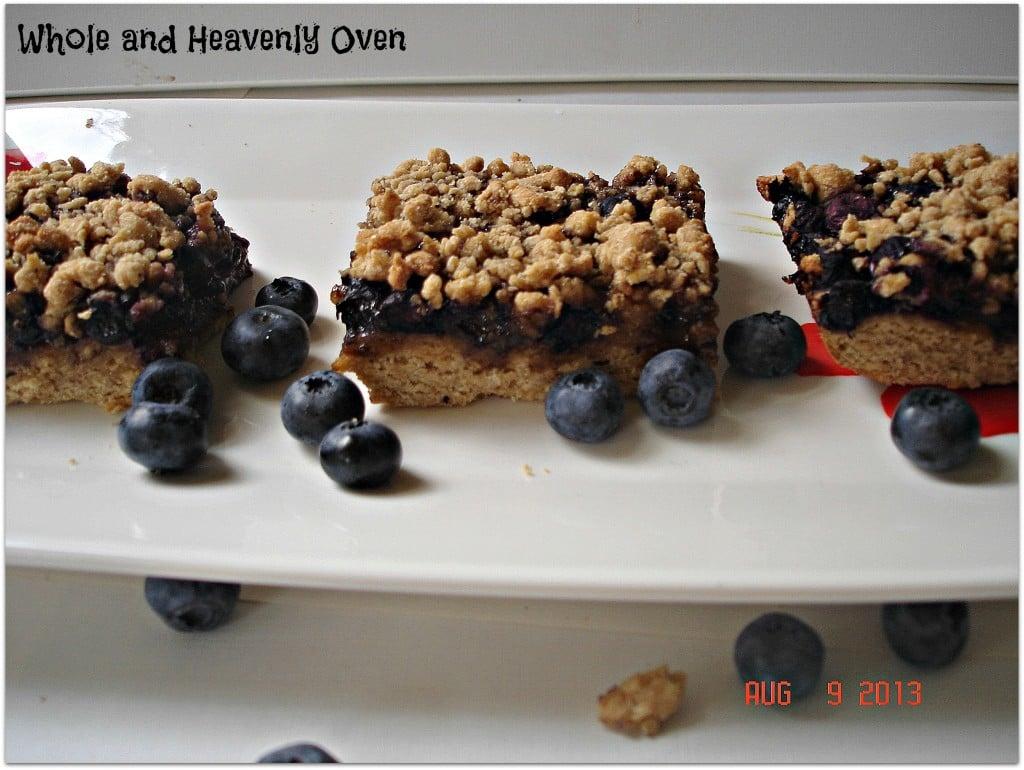 Blueberry Streusel Bars no10