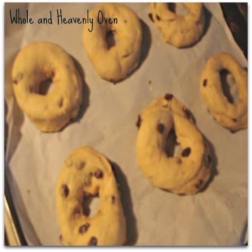 Cinnamon-Dipped Raisin Doughnuts No4