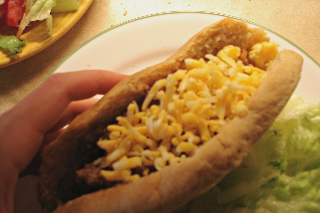 Coney-Sauce Hot Dogs No.6