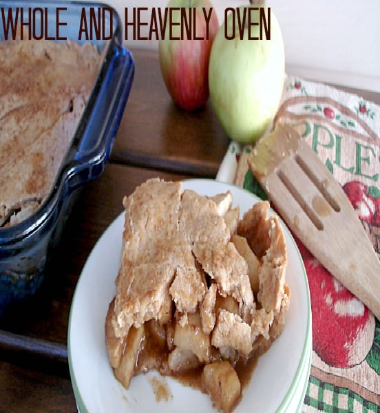 Apple Pan Pie