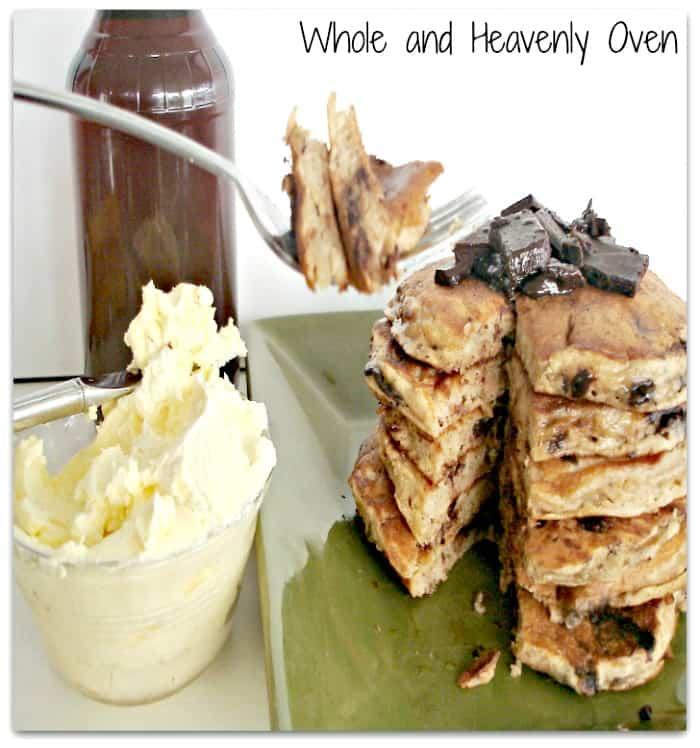 Chocolate Chip Banana Pancakes5