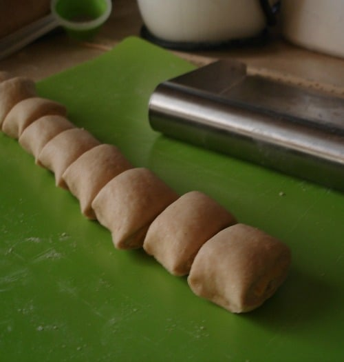 Cheddar-Stuffed Pretzel Bites 9