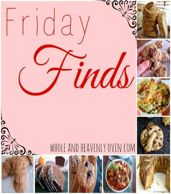 Friday Finds--Recipes, DIY projects, free printables and so much more! wholeandheavenlyoven.com