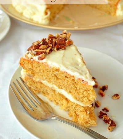 Hummingbird Cake | wholeandheavenlyoven.com