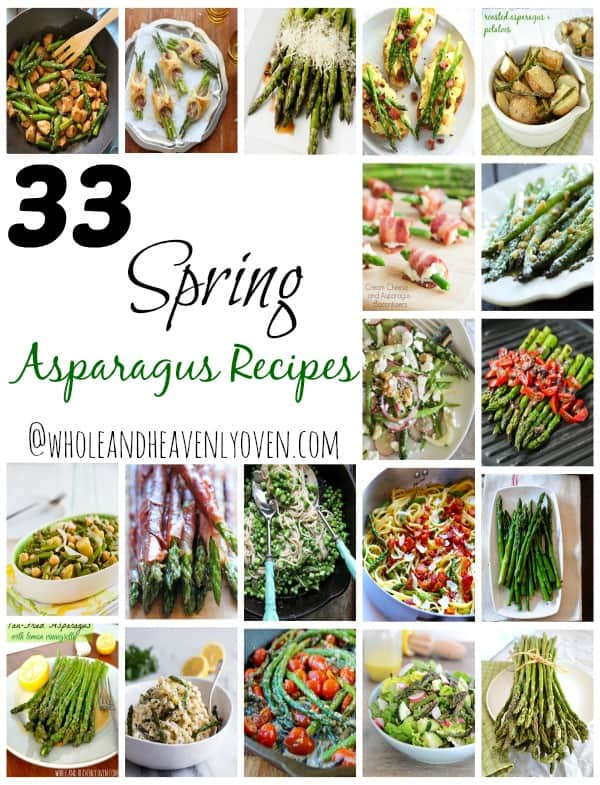 33 Spring Asparagus Recipes