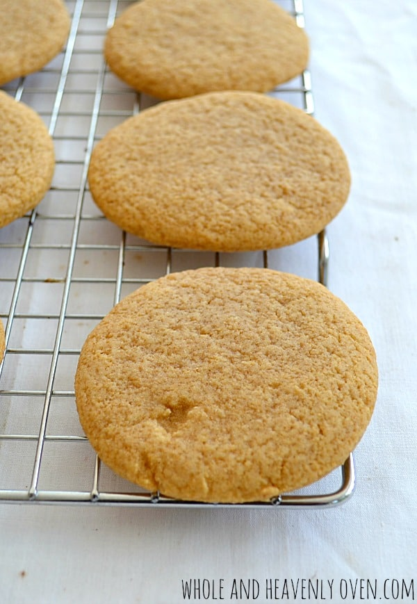 Strawberry Shortcake Cookies | wholeandheavenlyoven.com