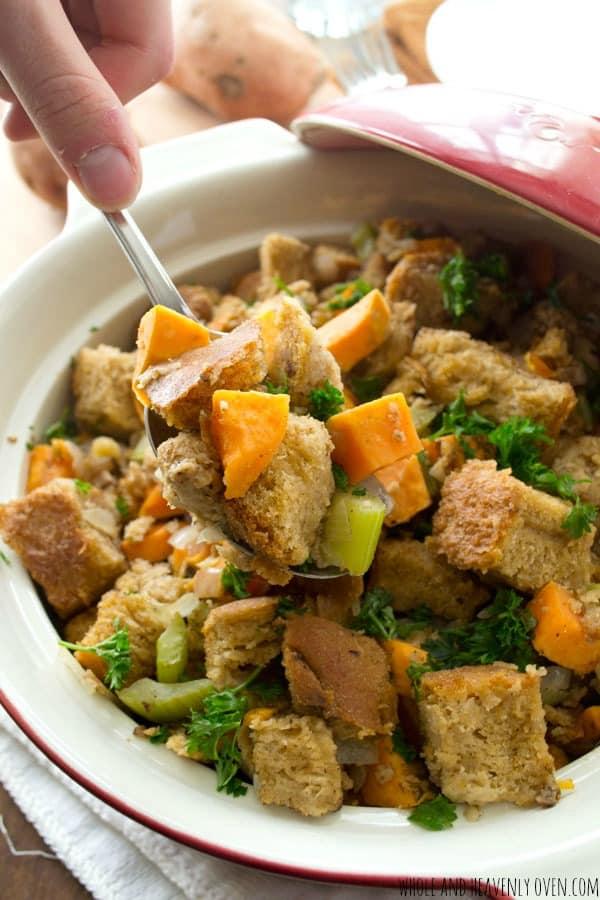 Crockpot-Sweet-Potato-Stuffing2