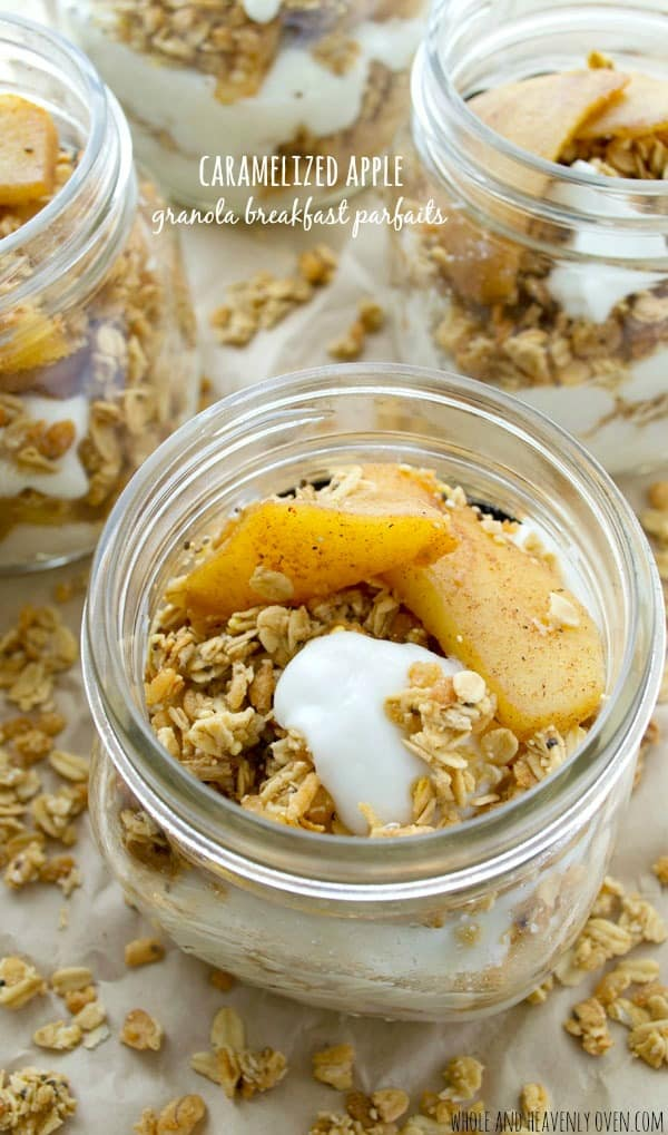 Caramelized-Apple-Granola-Breakfast-Parfaits7