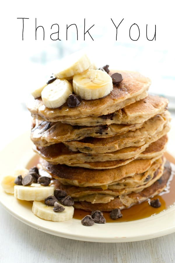 Banana-Oatmeal-Chocolate-Chip-Pancakes