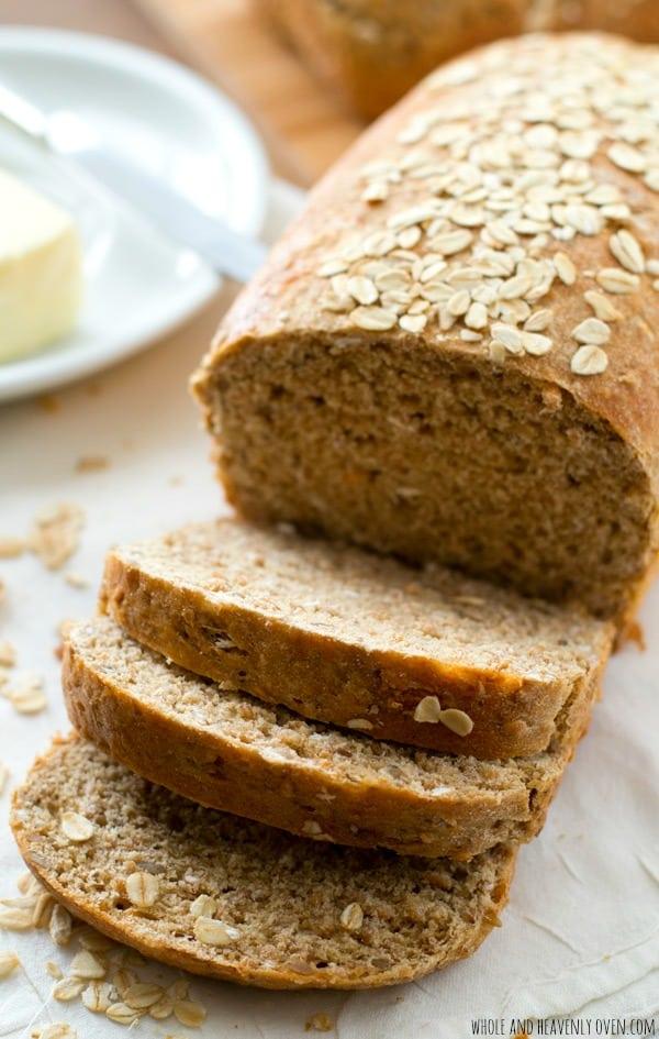 Homemade Multi Grain Sandwich Bread