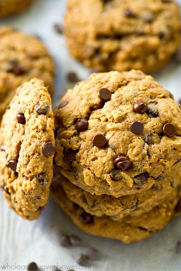 You Ll Never Find A More Perfect Oatmeal Chocolate Chip Cookies Recipe In The World