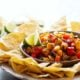 Chipotle Grilled Pineapple Salsa