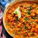 Red Thai Coconut Sweet Potato Chickpea Curry