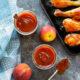 Chipotle Peach BBQ Sauce