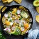 Chilaquiles Verdes with Sweet Corn