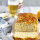Green Chile Cheddar Beer Bread